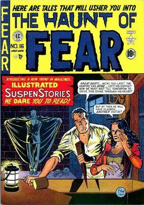 Haunt of Fear EC