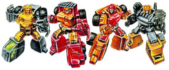 Construction Patrol | Transformers Universe MUX | FANDOM