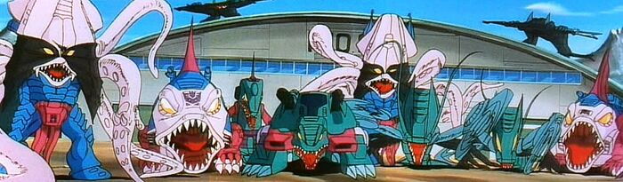 Masterforce seacons