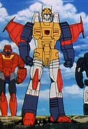 Metalhawk-Robot