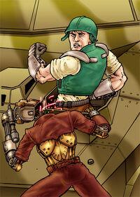 Capt. Gears