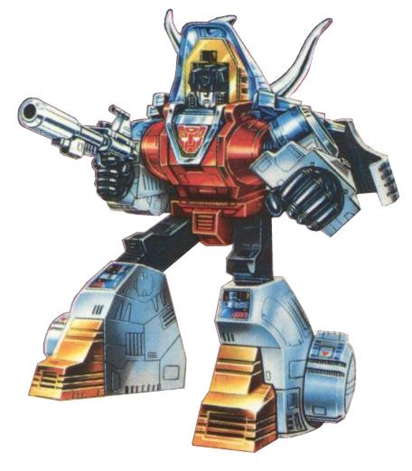 s Arrival G1 Transformers Dinobot Flamethrower SLAG New
