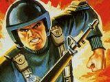 G.I. Joe Infantry (OC template)
