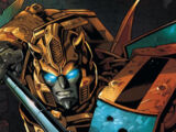 Bumblebee Prime Sees the End of The Autobots (DW)