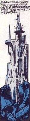 The Transformers Castle Decepticon