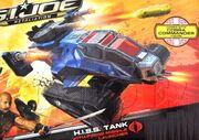 Cobra Commander's HISS
