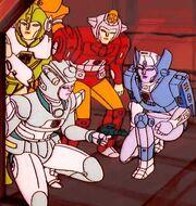 Female Autobots