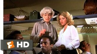I Speak Jive - Airplane! (5 10) Movie CLIP (1980) HD