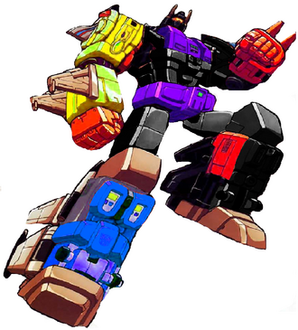 Shattered Glass Superion