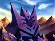 Giant Decepticon Symbol