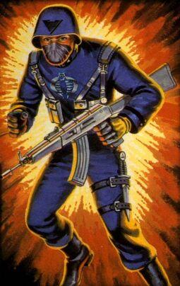 Cobra Officers