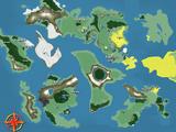World Map (Fourth Age)