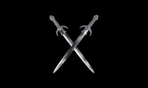Flag-blades