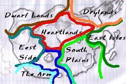 Aisonregions