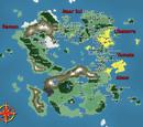 World Map (Godslayer Era)