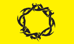 Flag-circlethorn