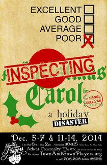 Inspectingcarol postersmall