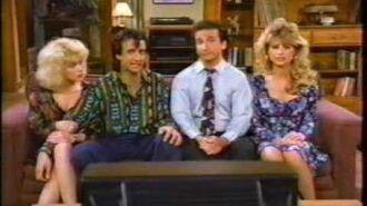 Perfect Strangers cast hosts TGIF - 3 29 91