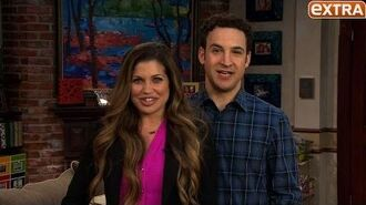 'Girl Meets World's' Ben Savage and Danielle Fishel on Their Celeb Crushes and Secret Talents-0