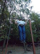 Дмитрий Емец. Парк в Измайлово(4)