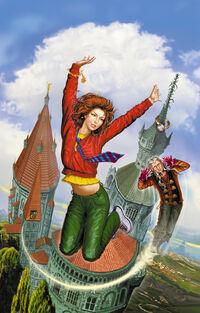 Таня Гроттер и перстень с жемчужиной (авторский вариант)