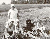 Дмитрий Емец (18 лет). Фольклорная экспедиция 1992 года в Вятскую область на 2 курсе филфака.