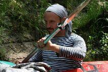 Дмитрий Емец. Байдарочный поход