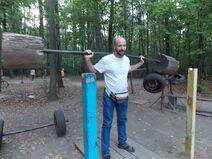 Дмитрий Емец. Парк в Измайлово(3)