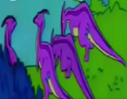 Parasaurolophus Simpsons Page 01