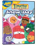 Timothy Goes to School Snow Day
