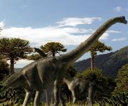 Brachiosaurus Dinosaur Age 1999 Zoo