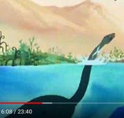 Elasmosaurus Once Upon A Time Man