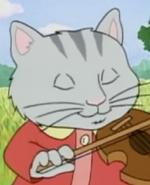 11Playing Violin