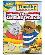Timothy Goes To School The Great Race