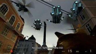 Half-Life 2 Health Problems (Last Free Man Standing)