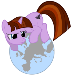 Fuhrerfilly taking over the world by elcazador21-d4l3g3i