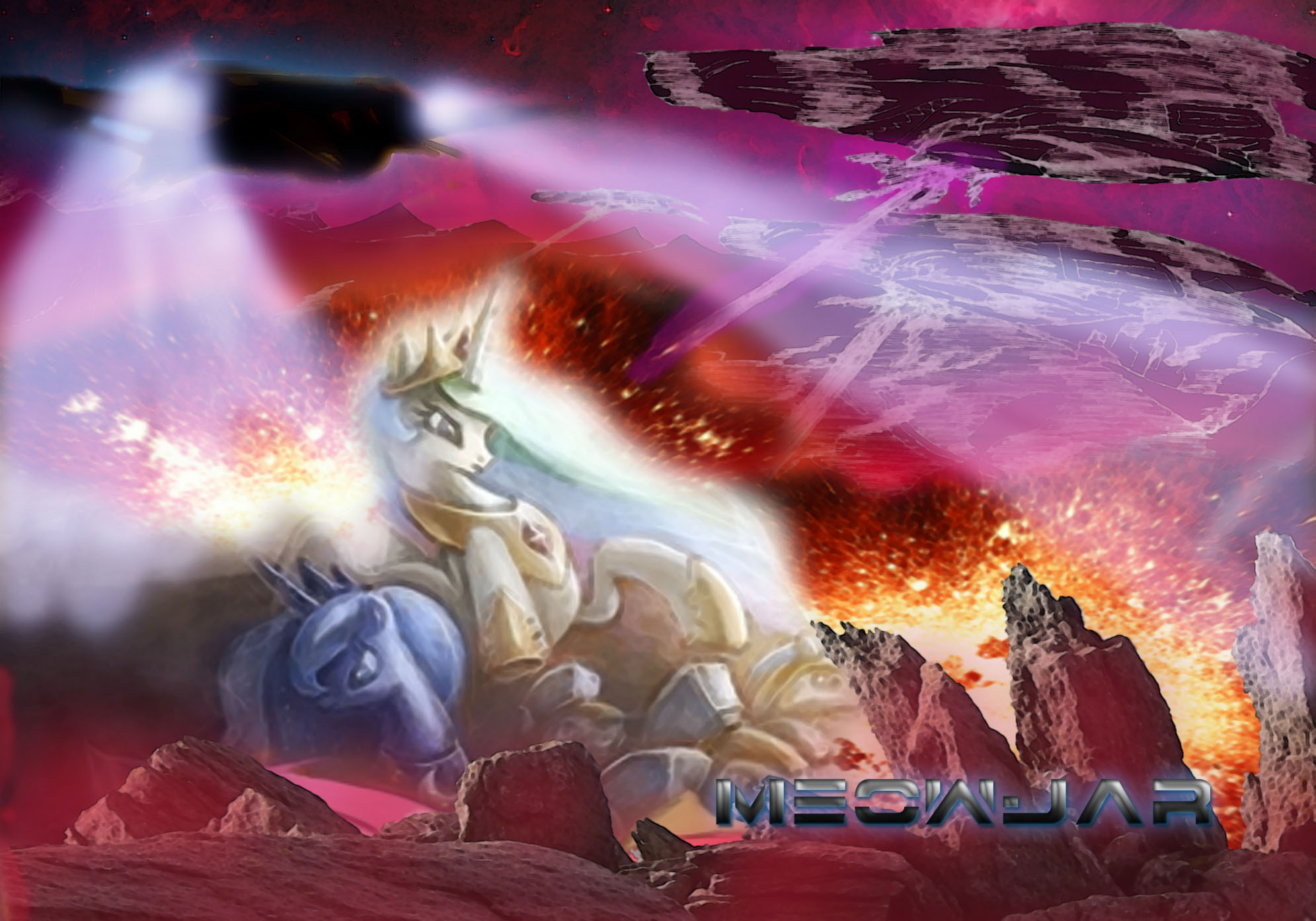 Image The Plague Of Equestriajpg The Galactic War For