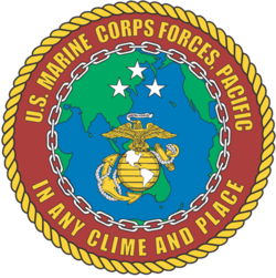 U.S. Marine Corps Forces, Pacific insignia
