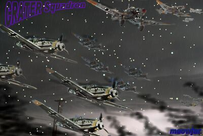 Crater Squadron