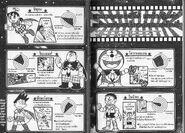 Space Heroes Encyclopedia Manga