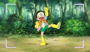 Nobita suit