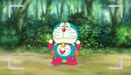 Doraemon suit