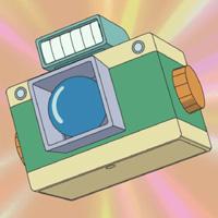 Instant Construction Camera Anime 2005