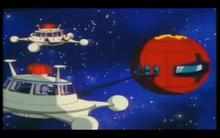 Nobita's Spaceblazer SS23