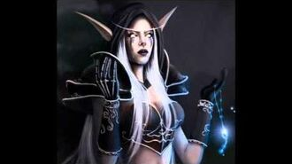 WoW Sylvanas Song - Lament Of The Highborne-0