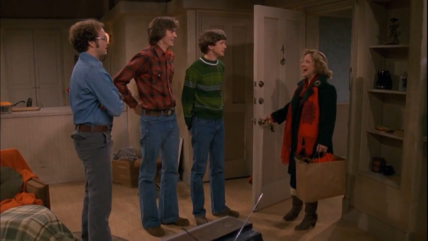 hydes christmas rager - That 70s Show Christmas Episodes