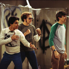 The Trials Of Michael Kelso