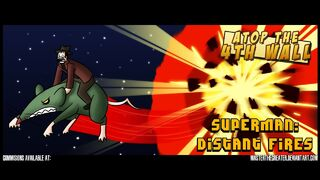 Superman distant fire at4w