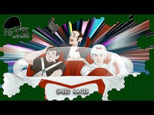 Anime abandon speed racer