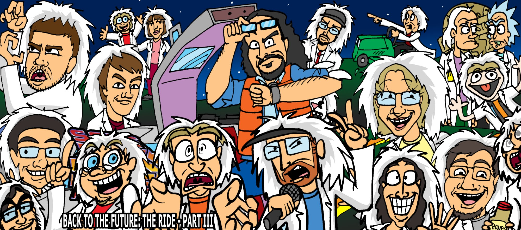 5bd85facb881f Back to the Future: The Ride (Part III)   Channel Awesome   FANDOM ...